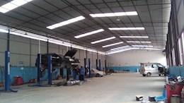 游仙镇附近钢架结构仓库出租