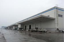 重庆江北港城工业园物流基地正规丙二类仓库