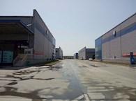 武汉东西湖走马岭高标准仓库