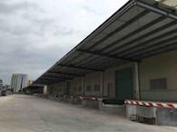 惠州市仲恺高新区钢架结构仓库