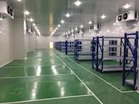 上海宝山工业园冷藏库出租