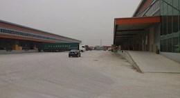 安徽滁州市经济开发区高标准仓库