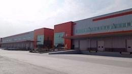 常州国家高新技术产业园内高标准仓库