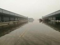 龙泉大型双层坡道标准仓库招租