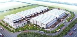 宁波北仑区在建大型保税园区仓库出租