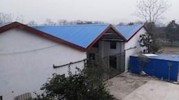 武汉市江夏区钢架结构老厂库房出租
