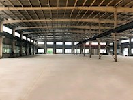 江宁区秣陵一层钢架结构4000平米仓库出