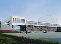西安灞桥港务区新建月台标准高仓招商