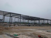 泉州晋江狮岭镇附近在建8万平高台库招租