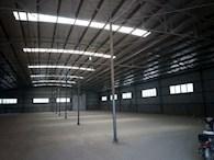 天橋區4000平米標準鋼結構倉庫出租