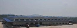 湖南省娄底市高铁南站附近物流园干仓出租