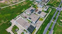 余杭运河镇在建98000平高台库出租