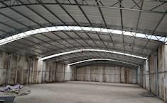 廊坊安次区南大外环650平米仓库