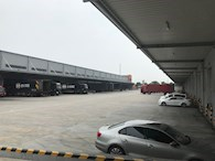 杭州大江东园区双层高标库招租有食堂宿舍