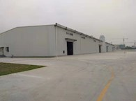 珠海香洲保税区全新钢架结构厂房仓库出租