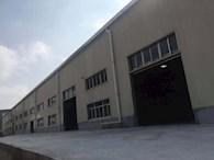 惠州市惠城区8000平钢架结构仓库