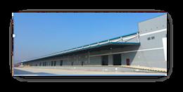 武汉江夏百利威物流园5000丙二类高台库