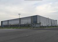 天津武清区物流园丙二类高标准双边卸货仓库