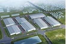 济南高新区新建130000平高标准仓库