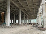 广州番禺83000平高标准双层坡道库