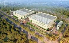 广州番禺区新建物流园高标准坡道仓招商