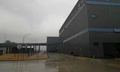 武汉市东西湖临空港开发区在建高标库出租