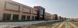 宝坻区大面积钢结构标准厂房出租