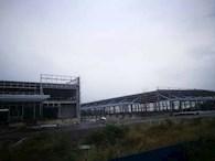 郑州航空综合港区大型高标仓库
