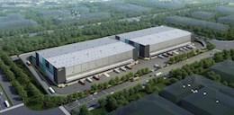 无锡市梅村新建高标物流园62648平仓库