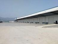昆明空港物流园在建标准仓库招租