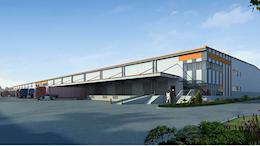 福州连江在建86000平米标准仓库招租