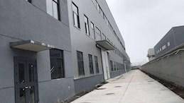 济南高新区国际物流核心区在建仓库招商