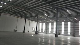 诸暨仓储物流在建高标仓预招商