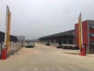 武汉市蔡甸区常福工业园单边高台库招租