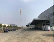 武汉市蔡甸区常福工业园单边高台库