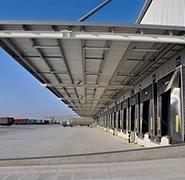 郑州国际物流园园区新建高标双层电梯库