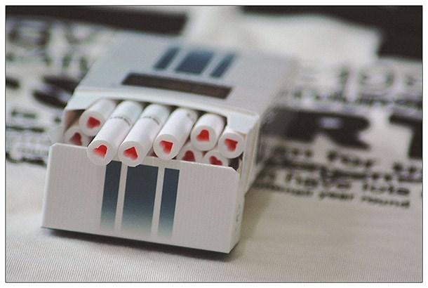 达州:快递香烟最多两条,超量将被没收