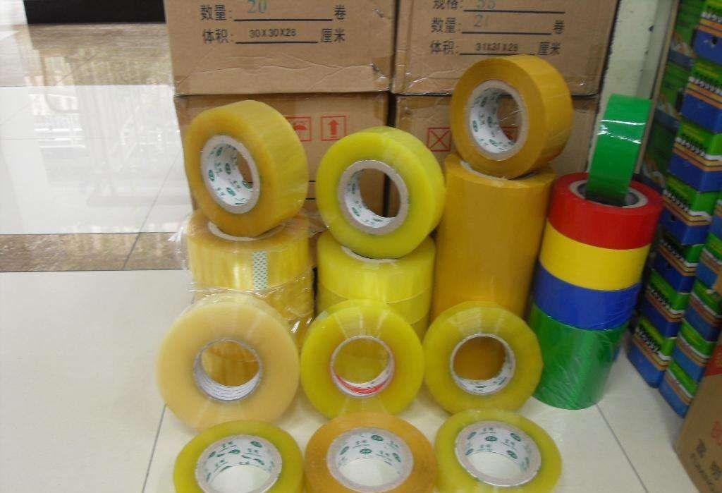 封箱胶带尺寸标准有哪些?教你分分钟计算出胶带长度!