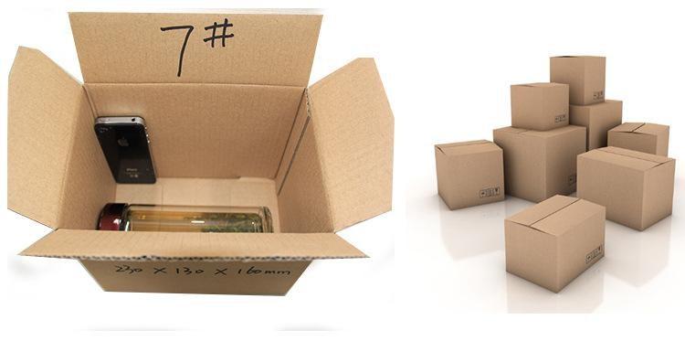 快递纸盒再生迸发新奇迹,解决废弃快递包装国外怎么做的?