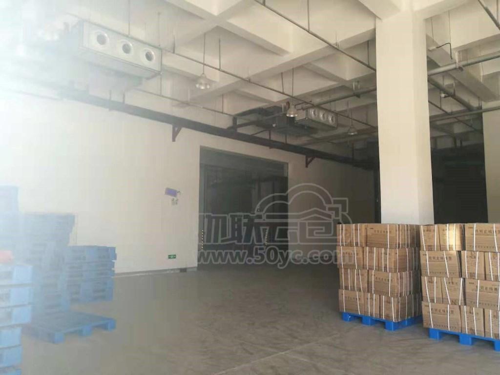 物联云仓拜访北京通源物流河南分公司
