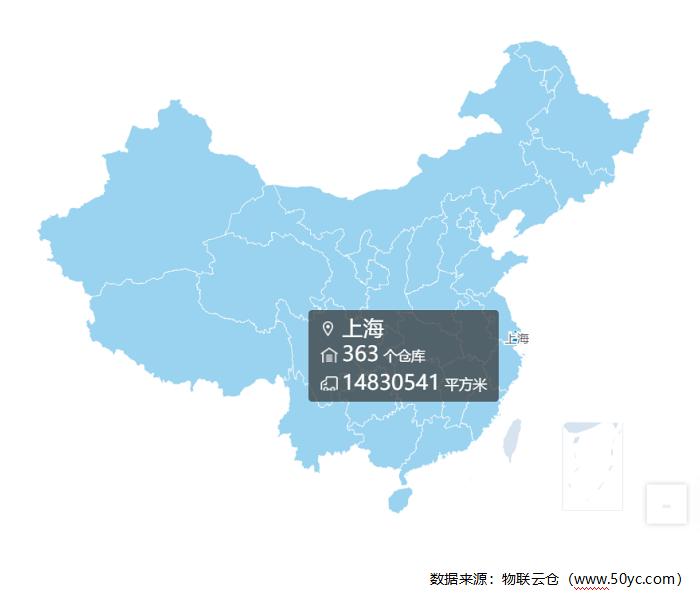《2018年上海仓库租赁行业现状与仓储物流产业发展分析报告》