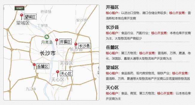 《2019年长沙市通用仓储市场现状与产业发展分析报告》