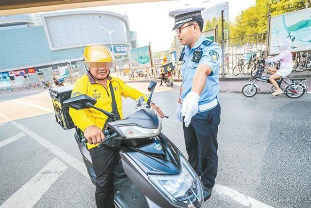 北京警方严厉整顿交通违规,中通圆通顺丰德邦等被通报