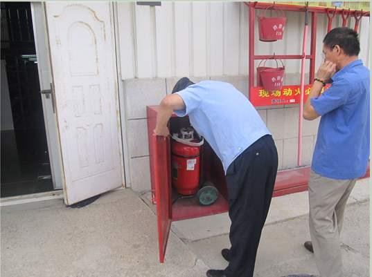 仓库消防安全检查多久一次?检查一些什么?