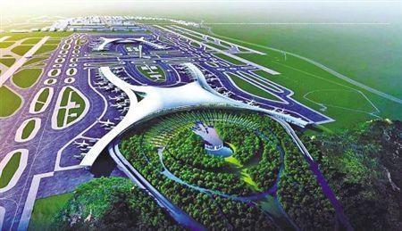 2035年重庆将建成引领内陆开放的国际航空枢纽
