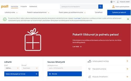 芬兰邮政收购电子商务物流提供商Pakettikauppa