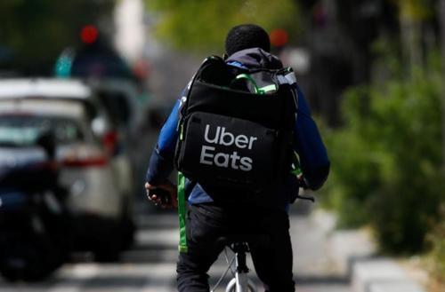 受疫情影响Uber Eats等公司在欧洲拓展超市配送服务